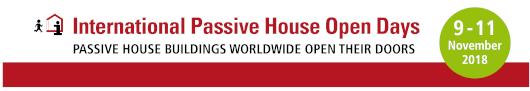 International Passive House Open Days 2018