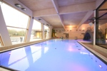 Passive House indoor swimming pool