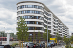 New Passive House building in Frankfurt