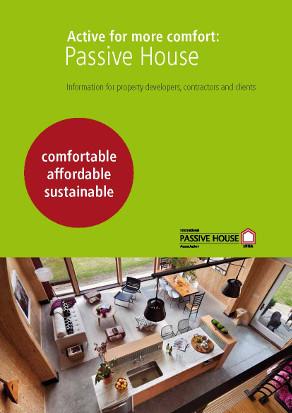 international passive house association passive house brochure